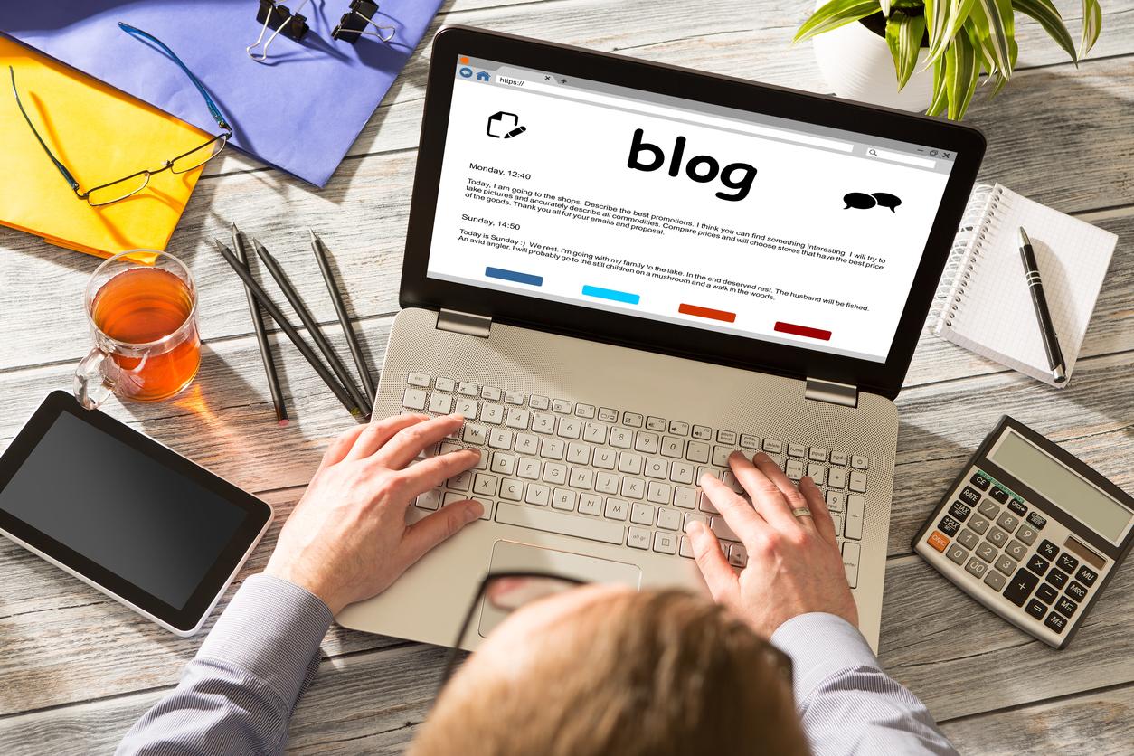 Allmänt om bloggar